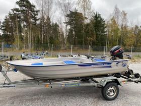 Linder 400 Sportsman + Mercury 20 2T, Moottoriveneet, Veneet, Sipoo, Tori.fi