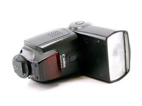 Käytetty Canon Speedlite 580 EX sis alv, Kamerat, Kamerat ja valokuvaus, Helsinki, Tori.fi