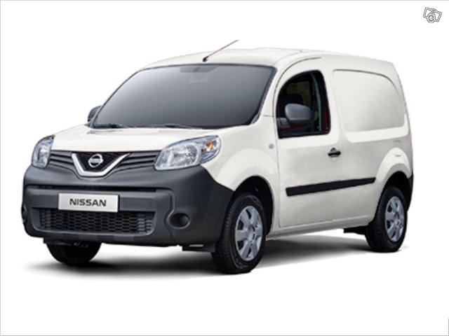 Nissan NV250 1