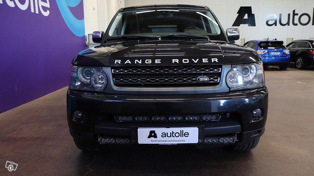 Land Rover Range Rover Sport 2