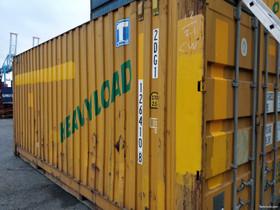 Arctic Container 20' Varastokontti, Kuljetuskalusto, Työkoneet ja kalusto, Helsinki, Tori.fi