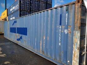 Arctic Container 40' Varastokontti, Kuljetuskalusto, Työkoneet ja kalusto, Helsinki, Tori.fi