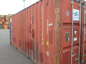 Arctic Container 20 DC, Kuljetuskalusto, Työkoneet ja kalusto, Helsinki, Tori.fi