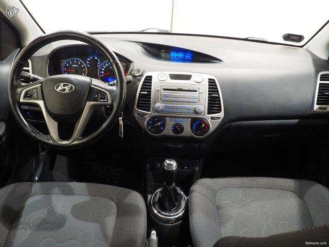 Hyundai I20 17