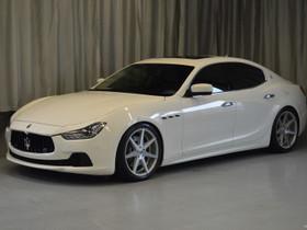 Maserati Ghibli, Autot, Mäntsälä, Tori.fi