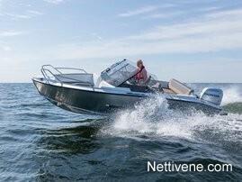 Silver Hawk BR 2021 Ennakkomyynnissä, Moottoriveneet, Veneet, Savonlinna, Tori.fi