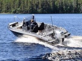 Silver Shark CCX UUTUUS Ennakkomyynni, Moottoriveneet, Veneet, Savonlinna, Tori.fi