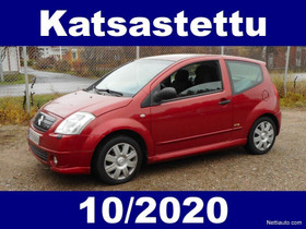 Citroen C2, Autot, Riihimäki, Tori.fi