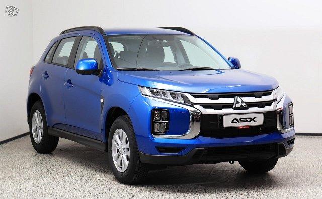 Mitsubishi ASX 4