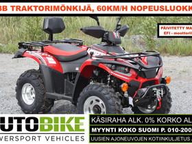 Linhai 300 T3B, Mönkijät, Moto, Tuusula, Tori.fi