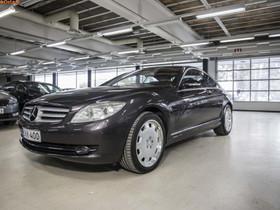 Mercedes-Benz CL, Autot, Kauhava, Tori.fi