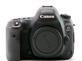 Käytetty Canon eos 5D mark IV (sis alv), Kamerat, Kamerat ja valokuvaus, Helsinki, Tori.fi