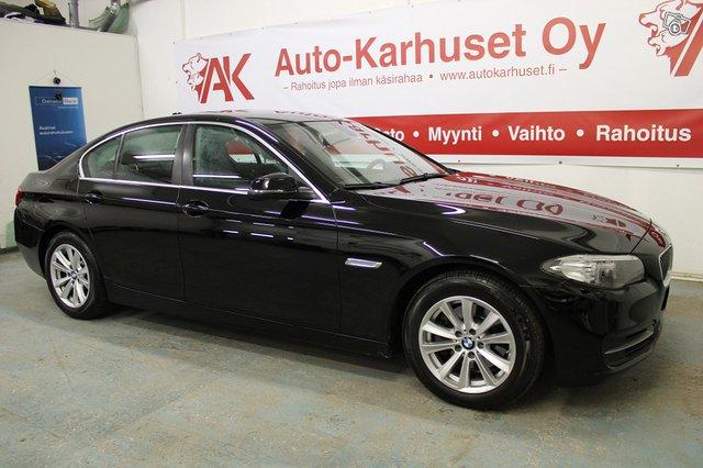 BMW 518d 4