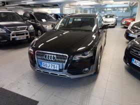 Audi A4 Allroad, Autot, Helsinki, Tori.fi