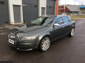 Audi S6, Autot, Espoo, Tori.fi