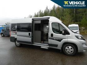 Hobby Vantana De Luxe K60FT, Matkailuautot, Matkailuautot ja asuntovaunut, Espoo, Tori.fi