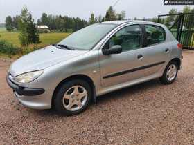 Peugeot 206, Autot, Vantaa, Tori.fi