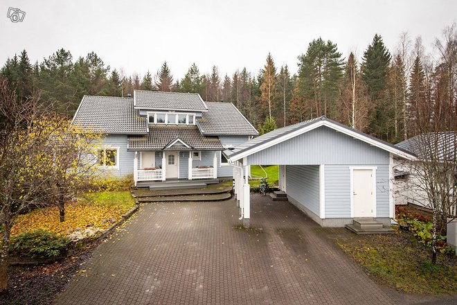 Mikkeli Rantakylä Korukuja 5 Oh+6mh+k+ruokailuh, +