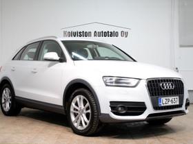 Audi Q3, Autot, Hattula, Tori.fi
