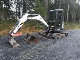 Bobcat E26, Maanrakennuskoneet, Työkoneet ja kalusto, Ylivieska, Tori.fi