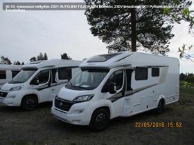 Knaus Sky Traveller 650 DG Skandinavian Editio, Matkailuautot, Matkailuautot ja asuntovaunut, Keminmaa, Tori.fi