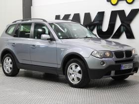 BMW X3, Autot, Salo, Tori.fi