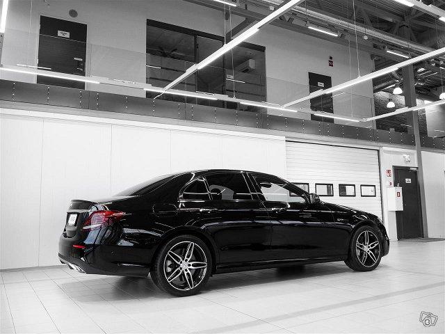 Mercedes-Benz E 43 AMG 4