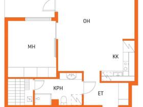 2H, 44m², Kellosaarenkatu, Helsinki, Vuokrattavat asunnot, Asunnot, Helsinki, Tori.fi