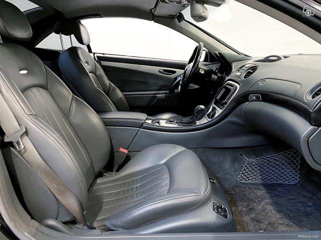 Mercedes-Benz SL 55 AMG 11