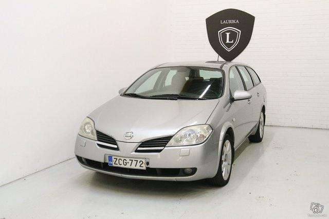 Nissan Primera 1