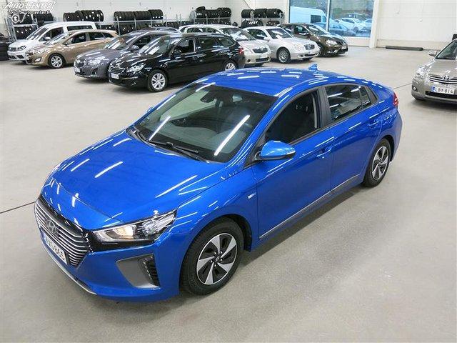 Hyundai IONIQ Hybrid 3