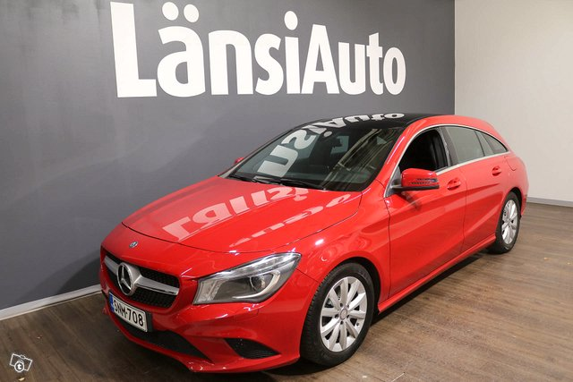 Mercedes-Benz CLA 1