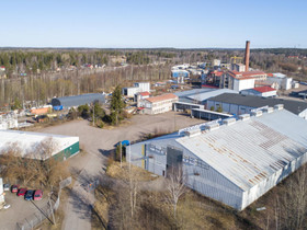 Kotka Korela Huumantie 3 Hallitilaa+pienet toimist, Autotallit ja varastot, Kotka, Tori.fi