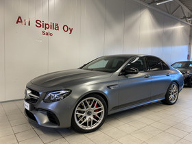 Mercedes-Benz E 63 AMG, Autot, Salo, Tori.fi