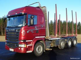Scania R-580, Kuljetuskalusto, Työkoneet ja kalusto, Kurikka, Tori.fi