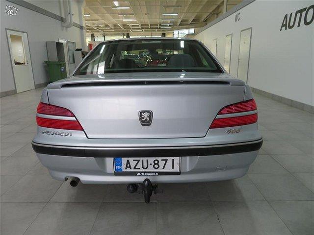 Peugeot 406 4