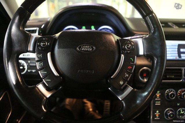 Land Rover Range Rover 17