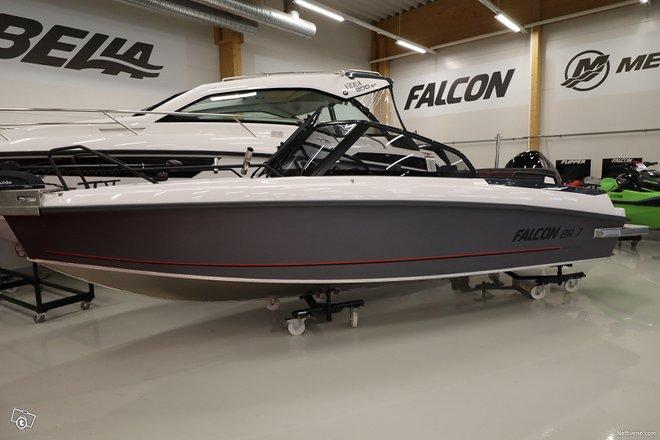 Falcon BR7 + MERC F175 + VARUSTELTUNA