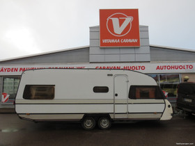 Solifer 6002i, Asuntovaunut, Matkailuautot ja asuntovaunut, Ylivieska, Tori.fi