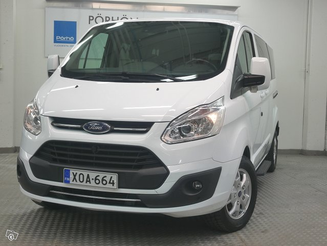 FORD TOURNEO CUSTOM 1