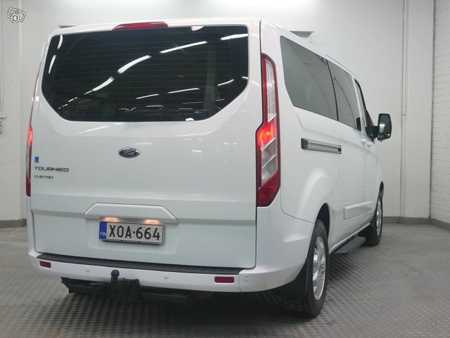 FORD TOURNEO CUSTOM 3