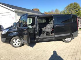 Ford Tourneo Custom 2.0tdic AUT 9hengen 2017, Autot, Tornio, Tori.fi