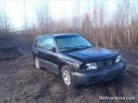 Subaru Forester, Autovaraosat, Auton varaosat ja tarvikkeet, Savonlinna, Tori.fi