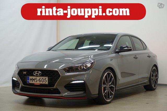 Hyundai Fastback N