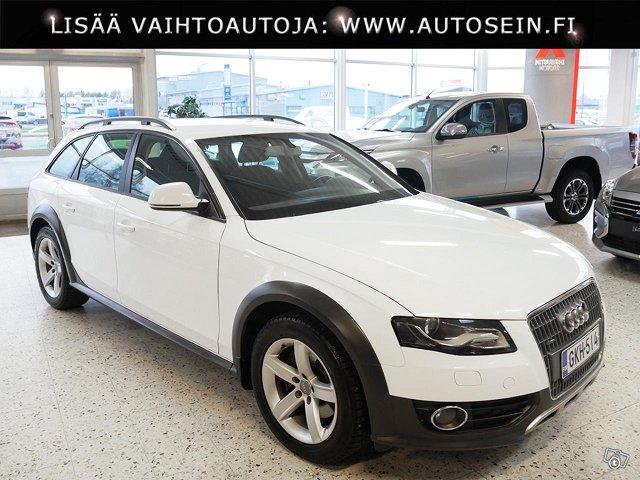 Audi A4 Allroad Quattro 2
