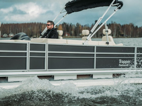 Trapper PONTOON 22 FISH, Moottoriveneet, Veneet, Lempäälä, Tori.fi