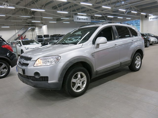 Chevrolet Captiva 2