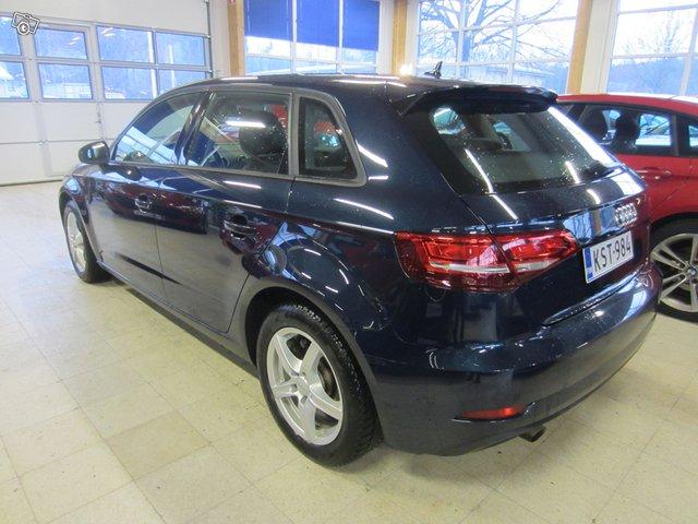 Audi A3 Sportback 3