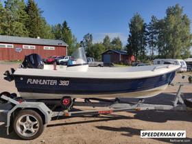 SunFun FUNHUNTER 380, Moottoriveneet, Veneet, Kankaanpää, Tori.fi