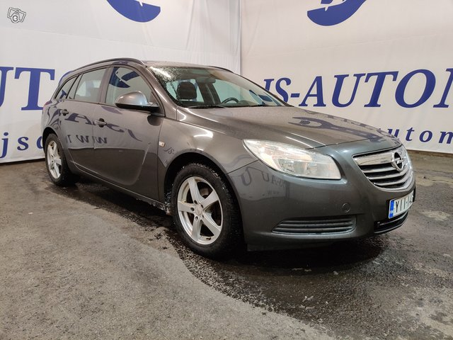 Opel INSIGNIA SPORTS TOURER SW 1